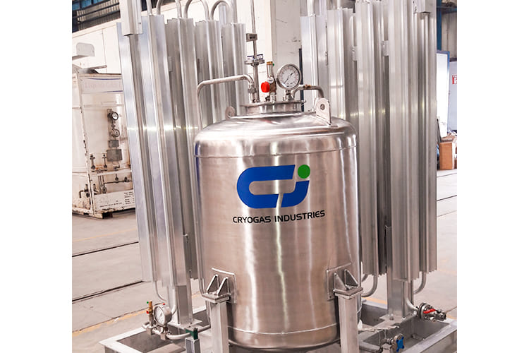 Hexane Extraction System