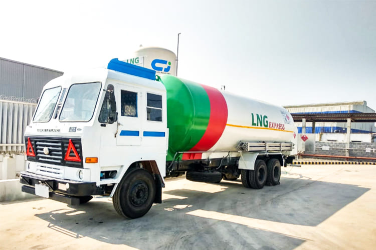 LNG Transportation Services