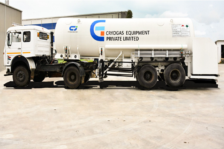 Cryogenic Semi-Trailers