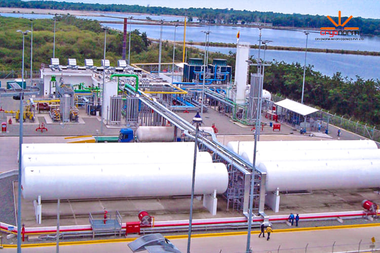 LNG Liquefaction Plants