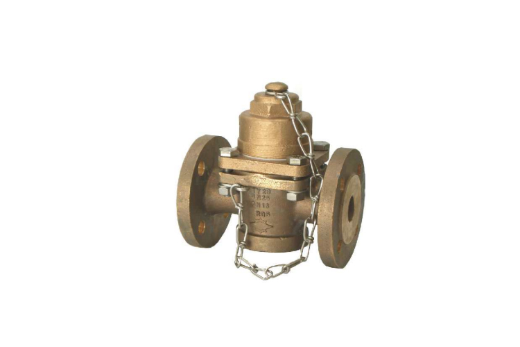 Three Way Valves for Oil Cooled Transformers