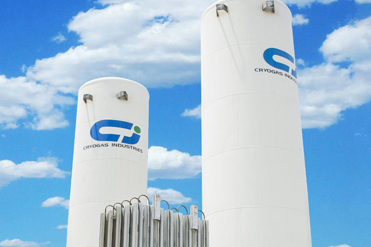 Cryogenic Storage Cold Converter Tanks